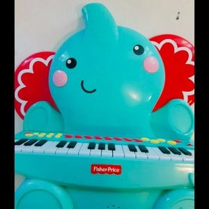 Fisher Price Elephant Keyboard